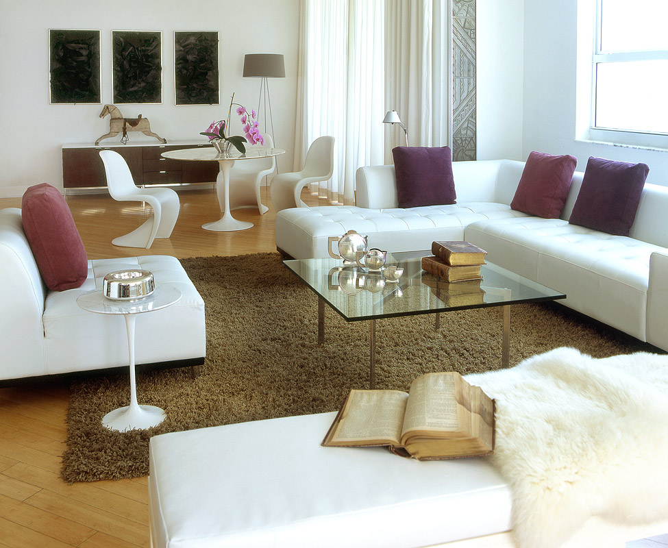 Gregory Allan Cramer   Interior Design And Decoration   New York   Yacht  Club Penthouse Miami Beach, FL