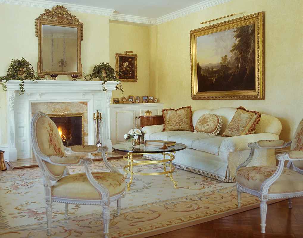 Gregory allan cramer interior design and decoration for Classic home interior decoration